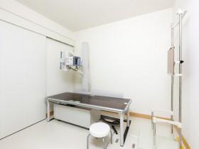 X線室の写真